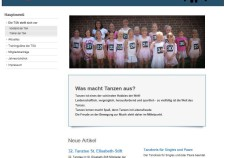 Umstellung responsive Webdesign TSA Sendenhorst