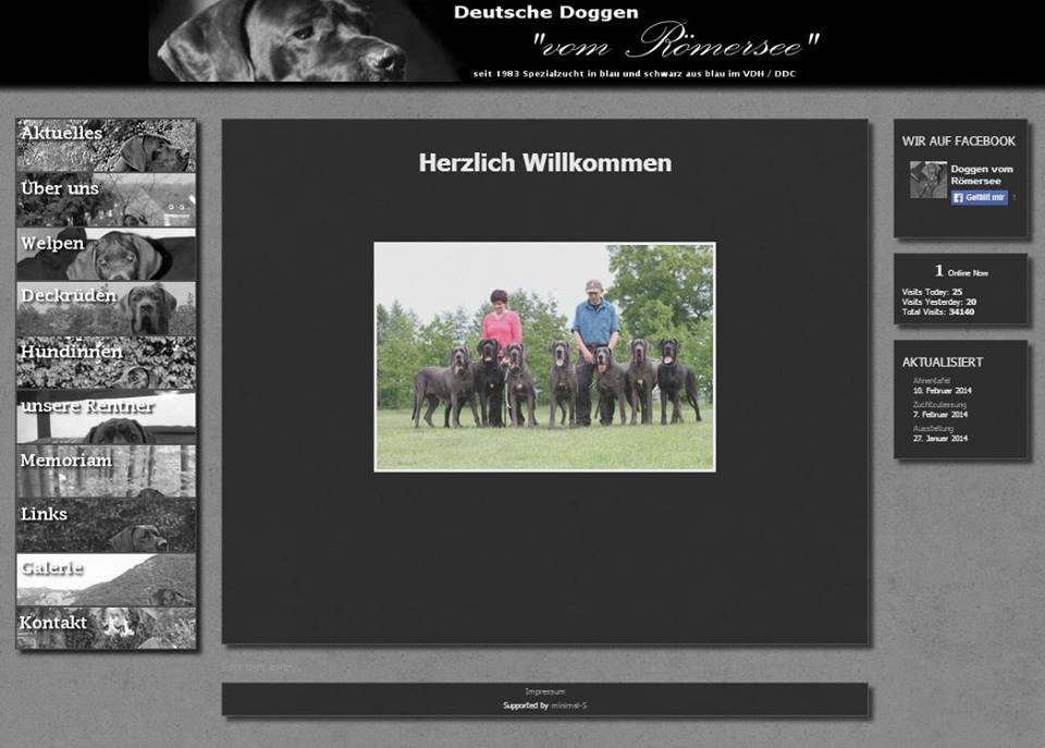 Update Doggen vom Römersee